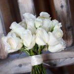 الورد في الفرح