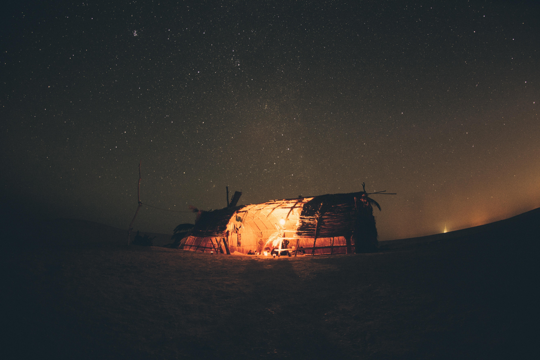 Fayoum camping