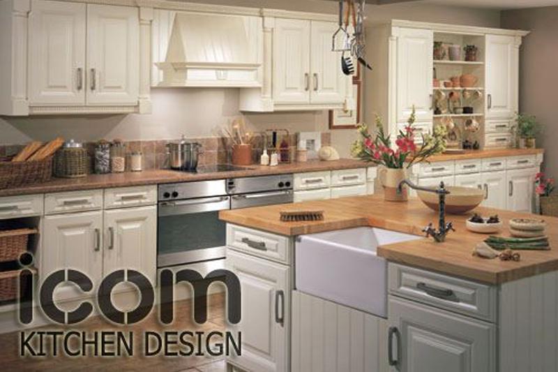ايكوم لتصميمات المطابخ _ ICOM