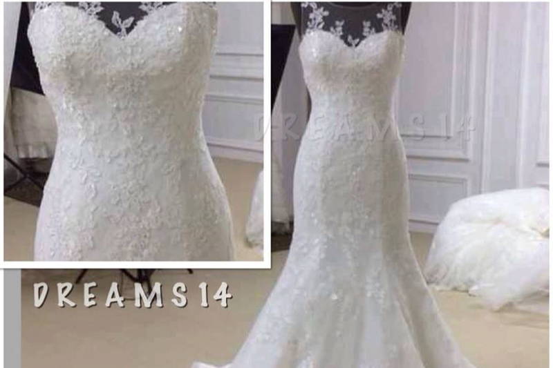 Dreams wedding dress