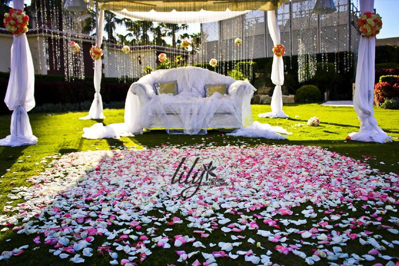 لى لى_منسقة زفاف